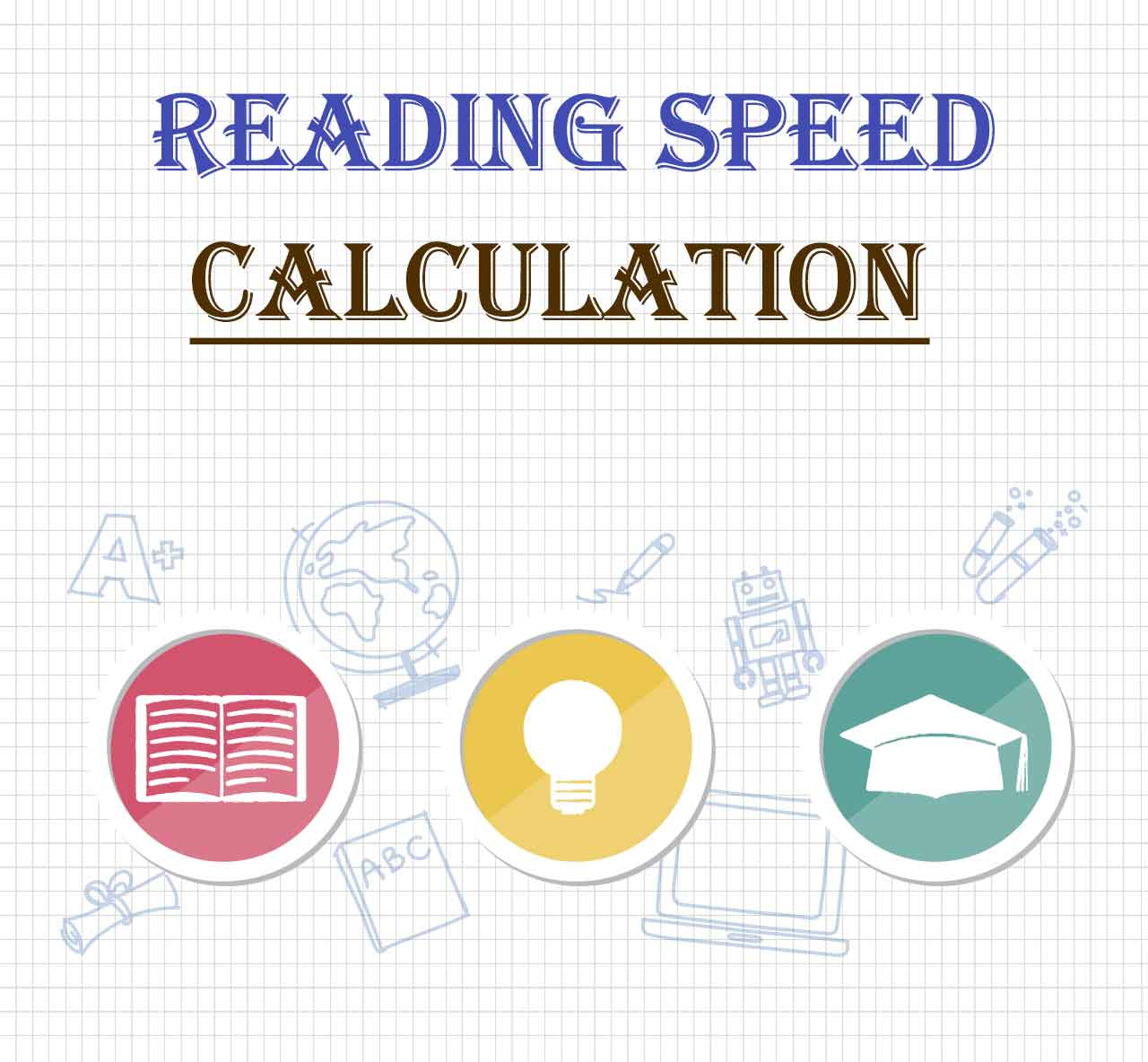 1) What's Speed Reading ? Reading Speed Calculation Formula