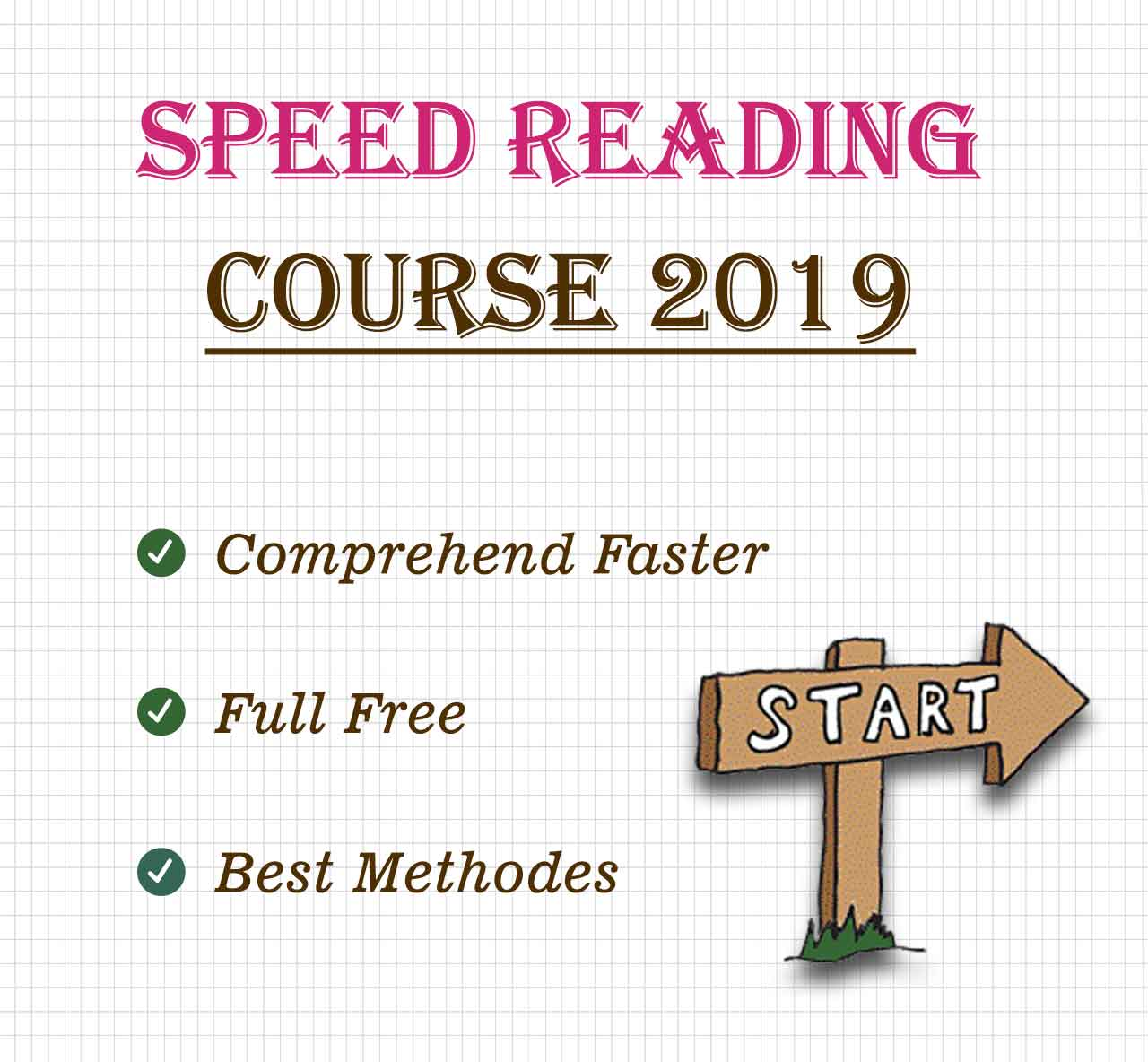 The Comprehensive and Free Online Speed Reading Course 2019